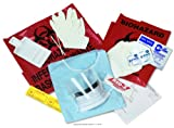 Biobloc Body Fluid Spill Kit, Biobloc Body Fluid Spill Kit, (1 CASE, 6 EACH)