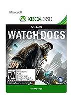 Watch Dogs - Xbox 360 [Digital Code]