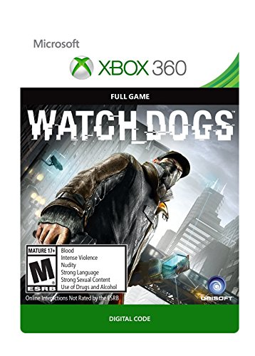 Watch Dogs Xbox Digital Code product image