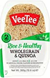 Veetee Dine In Rice - Microwavable Whole Grain Brown Rice and Quinoa - 9.9 oz - Pack of 6