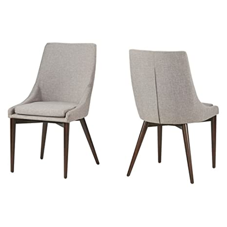 Miraculous Amazon Com Homelegance Chelsea Lane Baxter Linen Side Ocoug Best Dining Table And Chair Ideas Images Ocougorg