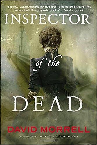 Inspector of the Dead (Thomas De Quincey, Book 2)