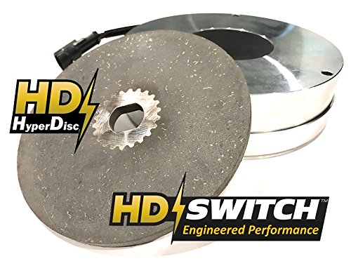 5-pack-improved-high-performance-brake-610065-ezgo-rxv-golf-cart-motor-brake-oem-upgrade