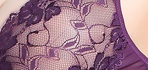 Fashionable Intimo Trasparente Erotici Camicie Babydoll Pigiami Ragazza Donna Da Nero Vintage Sling Notte Abbigliamento Hot Profondo Moda V Perizoma Pizzo Sottile Lingerie dOn0x