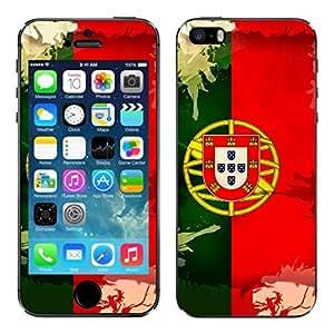 "Motivos Disagu Design Skin para Apple iPhone SE: ""Portugal"""
