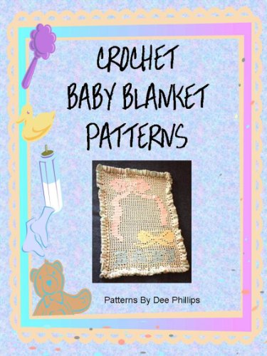 Crochet Baby Blanket Patterns - Crochet Baby Blanket Pattern