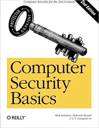 Computer Security Basics