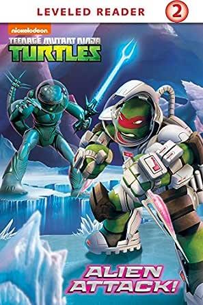 Amazon.com: Alien Attack (Teenage Mutant Ninja Turtles ...