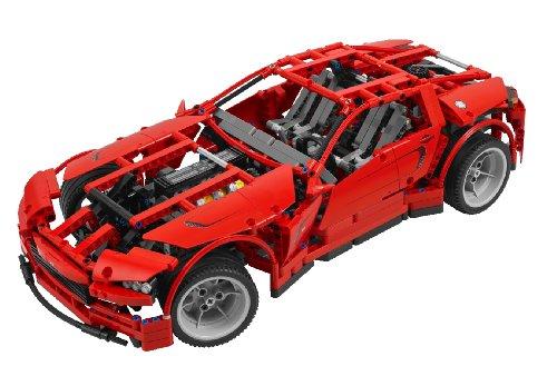 Amazon.com: Lego 8070 Technic Super Car: Toys & Games