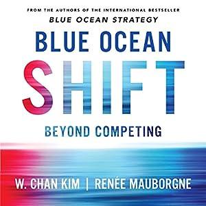 Blue Ocean Shift Hörbuch