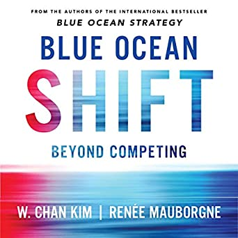 amazon co jp blue ocean shift beyond competing proven steps to