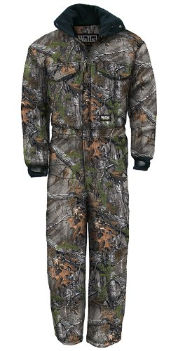 Walls Hunting Mens Legend Insulated Coveralls Realtree Xt...