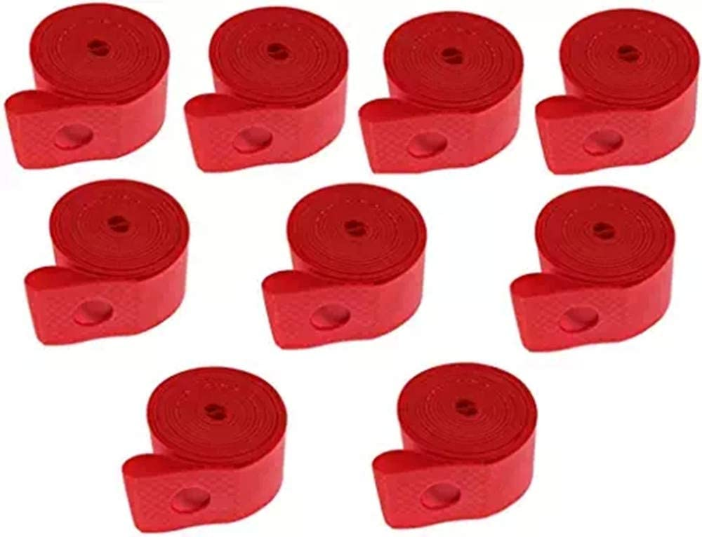 10 Pack Correct decision All Bicycle Rim Strip Rim Tape Inner Tube Protection Pad Puncture Proof Belt Fits Size 26,700C