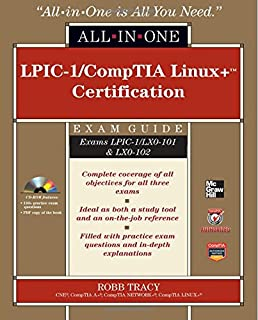 Amazon revised an introduction to project management third lpic 1comptia linux certification all in one exam guide exams fandeluxe Choice Image