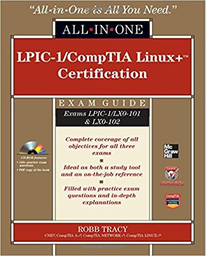 LPIC-1/CompTIA Linux+ Certification All-in-One Exam Guide (Exams ...