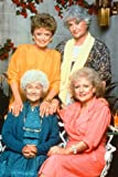 #3: Golden Girls 24X36 Poster Bea Arthur Betty White Estelle Getty Rue MClanahan classic