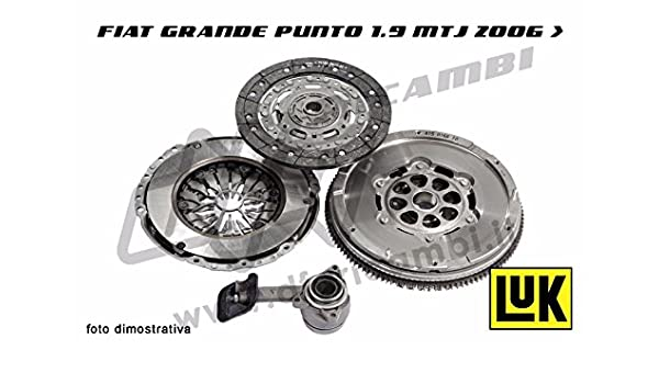 Kit Embrague Volante Almohadilla Luk kv0074 - 415024110 - 624322009 - 510018010: Amazon.es: Coche y moto