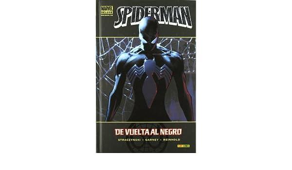 SPIDERMAN: DE VUELTA AL NEGRO (MARVEL DELUXE): RON GARNEY ...