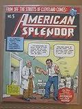 American Splendor #5, 1980, by Harvey Pekar