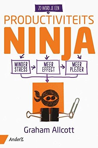 Zo word je een productiviteits ninja: Minder stress, meer ...