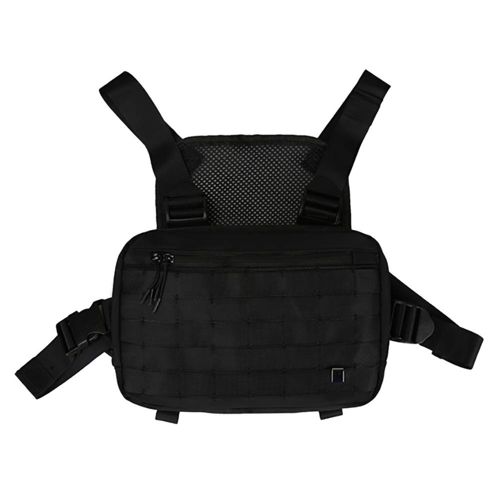 6 Colors Kudden Chest Pack for Men Women Fishing Traveling Cycling Running Outdoor Hiking Chest Rig Bag Sports Backpacks