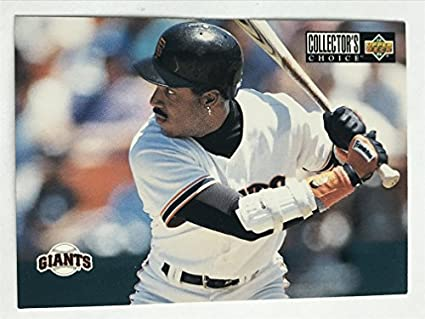 7111ca298a4 Amazon.com  1994 Collector s Choice  338 Barry Bonds NM M (Near Mint ...