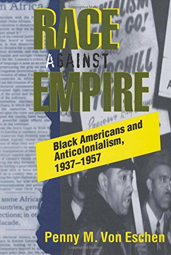 Search : Race against Empire: Black Americans and Anticolonialism, 1937–1957 (Collectifs)