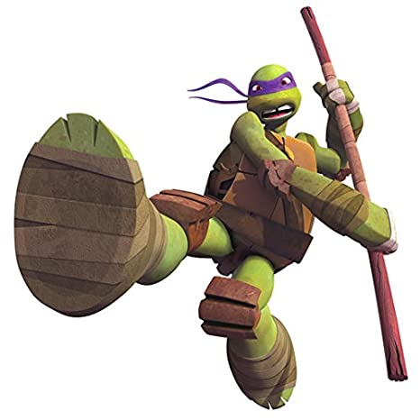 Teenage Mutant Ninja Turtles cartoon featuring Donatello ...