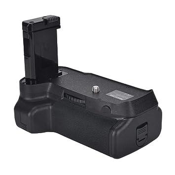 Newmowa Mango de Repuesto Battery Grip para Nikon D3400 Cámara ...