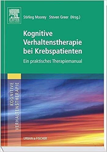 Book Kognitive Verhaltenstherapie bei Krebspatienten