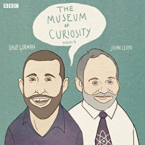 The Museum of Curiosity: Complete Series 4 Radio/TV Program