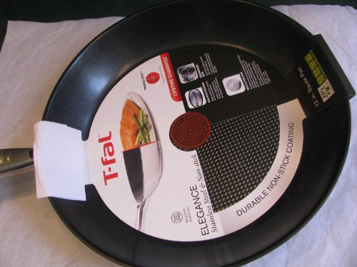 Elegance Stainless Non Stick Magnetic Induction