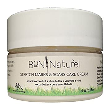 Bon Naturel Stretch Mark And Scars Care Cream Best Marks Removal