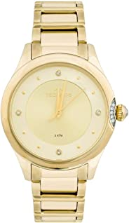 Relógio Technos Elegance St. Moritz Feminino Analógico 2035MFR/4X