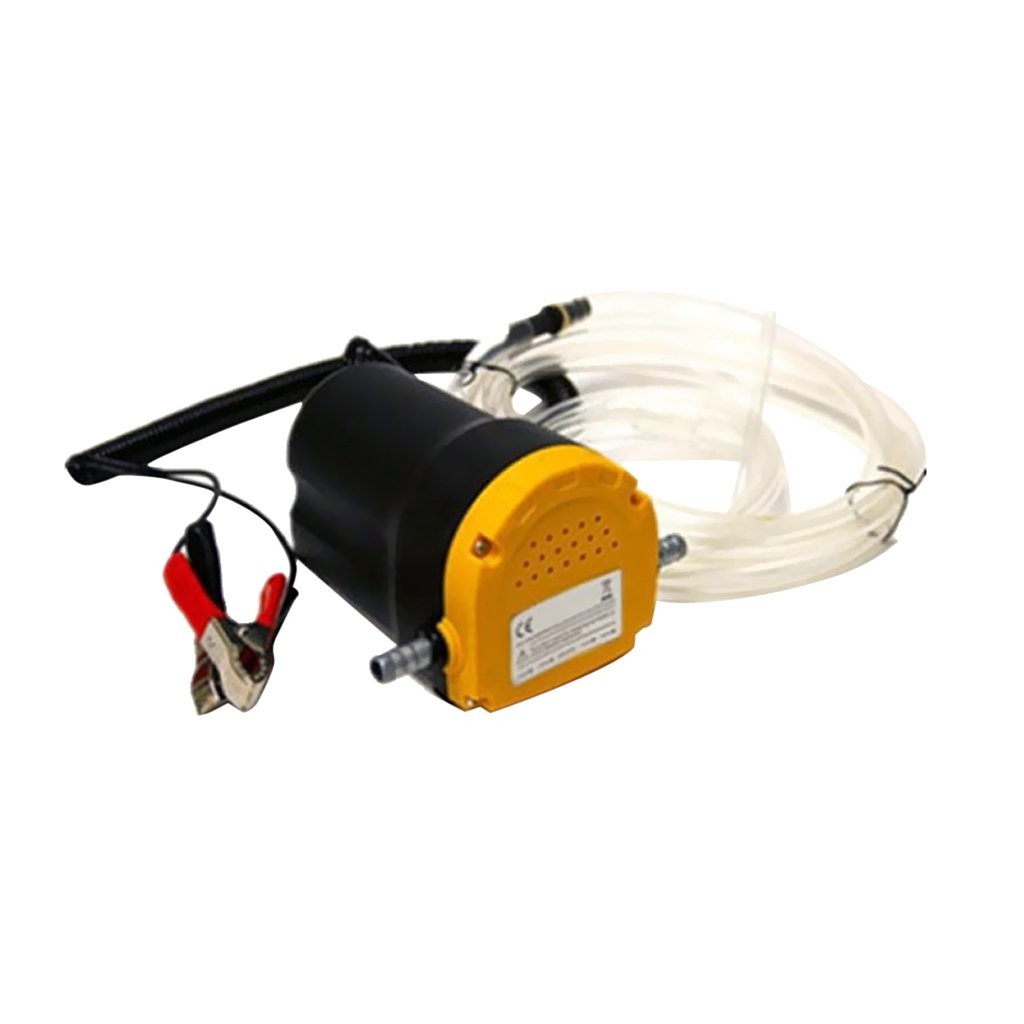 Jili Online New 12V Motor Oil Diesel Extractor Scavenge Suction Transfer Change Pump