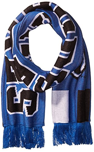fan products of MLS San Jose Earthquakes Adult Unisex MLS SP17 3 Stripes Jacquard Scarf,OSFA,Blue