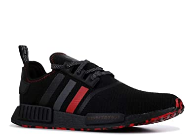 415c6575e41d1 Image Unavailable. Image not available for. Color  adidas NMD R1  Red Marble   - G26514 ...
