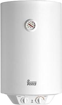 594 X 360 X 340 mm Teka 30L Tanque Esmaltado Termo Electrico Ewh30 Blanco Resistencia Ceramica 1500W Termostato De Temperatura 30-75/º
