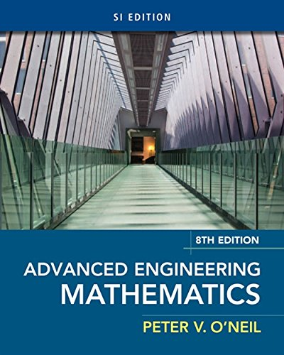 Advanced Engineering Mathematics, SI Edition