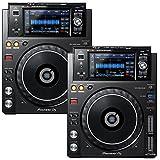 Pioneer XDJ-1000MK2 DJ Multi Player Pair