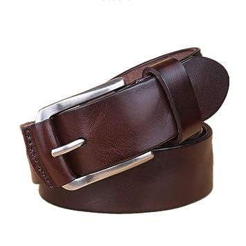 Gimitunus Cinturón de los Hombres Cinturones Casuales para ...