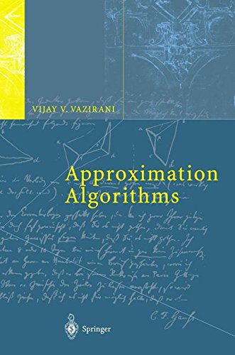 Approximation Algorithms by Brand: Springer