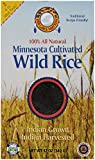 Red Lake Nation 100% All Natural Minnesota Cultivated Wild Rice, 12 Ounce