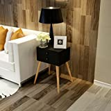 Nordic wind bedside cabinets,Solid wood cabinets,Simple and modern personality simple 40Cm wide simple long cabinets-G