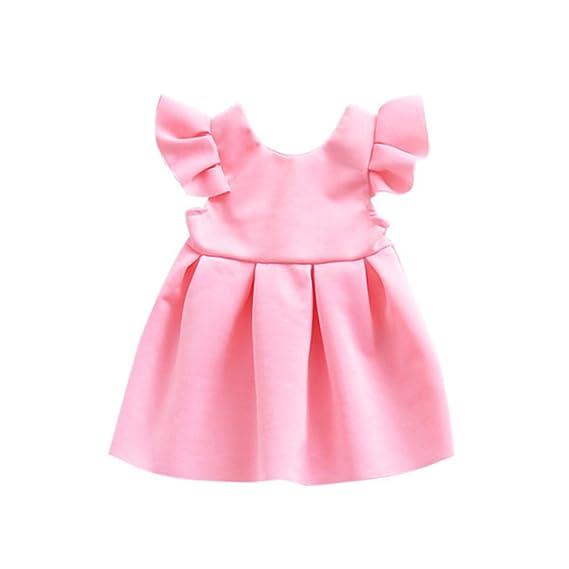 Vestido para Niña Fiesta Primavera Verano 2019, PAOLIAN Vestido Bebe ...