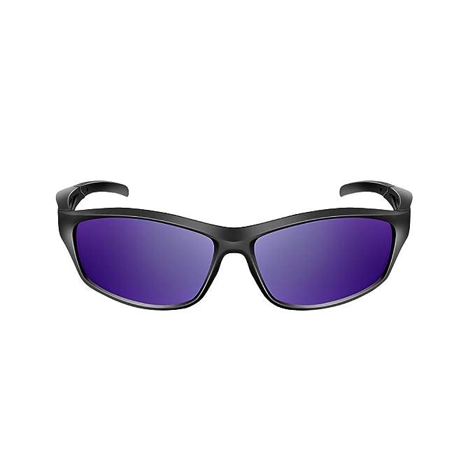 Gafas de sol para Hombre Retro Clásico UV400 Equitación al ...