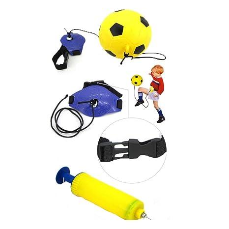 Artbro Juguete hinchable para entrenamiento de fútbol, para niños ...