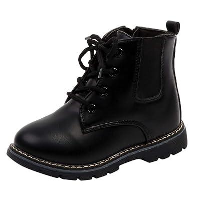 Zapatos de bebé, ASHOP Boots Bebe Mustang Zapatos niña Invierno Zapatillas Rojas: Amazon.es: Zapatos y complementos