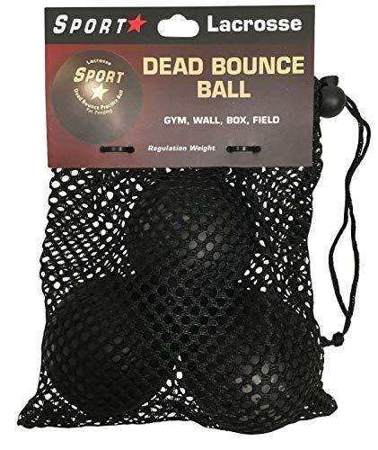 SportStar Dead Bounce Ball, 3 Pack