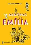 capa de Memórias de Emília